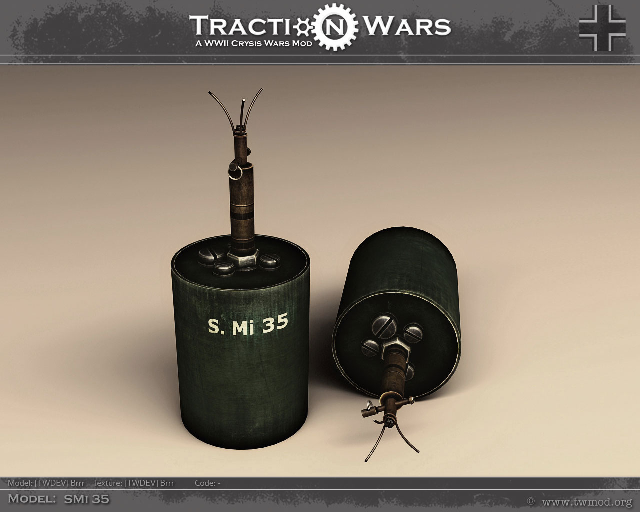 Traction wars wwii realism game update 11 bouncing betty